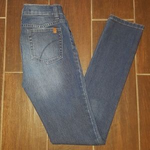JOE'S Jeans Ever Blue April Skinny Jeans Jeggings